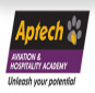 Aptech Aviation and Hospitality Academy - Kerela Logo