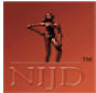 National Institute of Jewellery Design logo