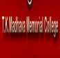 TK Madhava Memorial College Logo