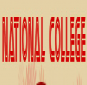 National College - Kerela Logo