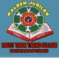 Mount Tabor Training College Logo