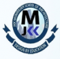 JKK Munirajah School of Architecture logo