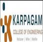 Karpagam College of Engineering Logo
