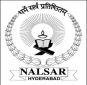 National Academy of Legal Studies and Research University (NALSAR) Logo