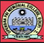 Upendra Pai Memorial College Logo