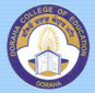 Doraha College of Education logo