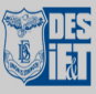 DES Institute of Film and Television Logo