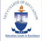 VET College of Education Logo