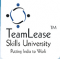 TeamLease Skills University Logo