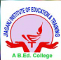 Jiaganj Institute of Education & Training Logo