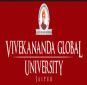 Vivekananda Global University Logo