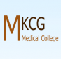 MKCG Medical College Logo