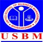 United School Of Business Management Logo