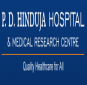 PD Hinduja Hospital and Medical Research Centre College of Nursing Logo