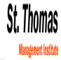 St Thomas Management Institute Logo