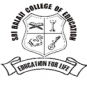 Sri Balaji College of Education - Arni Logo
