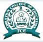 Thiravium College of Education For Women Logo