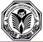 Shailendra Education Societys Arts Commerce and Science College Logo
