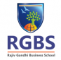 Rajiv Gandhi Business School Logo