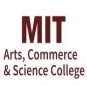MIT Arts - Commerce & Science College logo