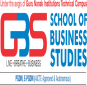 GBS School of Business Studies Logo