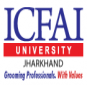 The ICFAI University - Jharkhand Logo