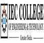 IEC College of Engineering & Technology Logo