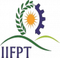 Indian Institute of Food Processing Technology (IIFPT) Logo