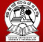 Cochin University of Science & Technology logo