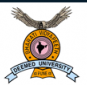 Bharati Vidyapeeth's Institute of Management & Entrepreneurship Development (BVU IMED) Logo
