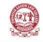 Mahatma Gandhi Law College Logo