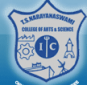 TS Narayanaswami College of Arts and Science logo