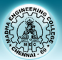 Madha Engineering College logo