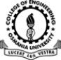 Osmania University College of Engineering (OUCE)