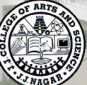 JJ College of Arts & Science Logo