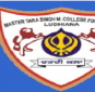 Master Tara Singh Memorial College for Women Logo