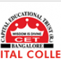 Capital College logo