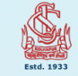 Sahaji Law College Logo