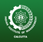 Indian Institute of Management (IIM) Calcutta Logo
