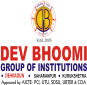 Dev Bhoomi Group of Institutions Logo