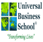 Universal Business School - UBS Logo