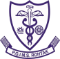 Pt BD Sharma Postgraduate Institute of Medical Sciences