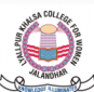 Layallpur Khalsa College for Women Logo