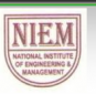 National Institute for Engineering & Management Logo