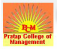 Pratap College of Management (PCM) Logo