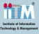 Institute of Information Technology & Management -MBA Logo
