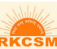 R K College of Systems & Management Logo