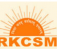 RK College of Systems & Management Logo